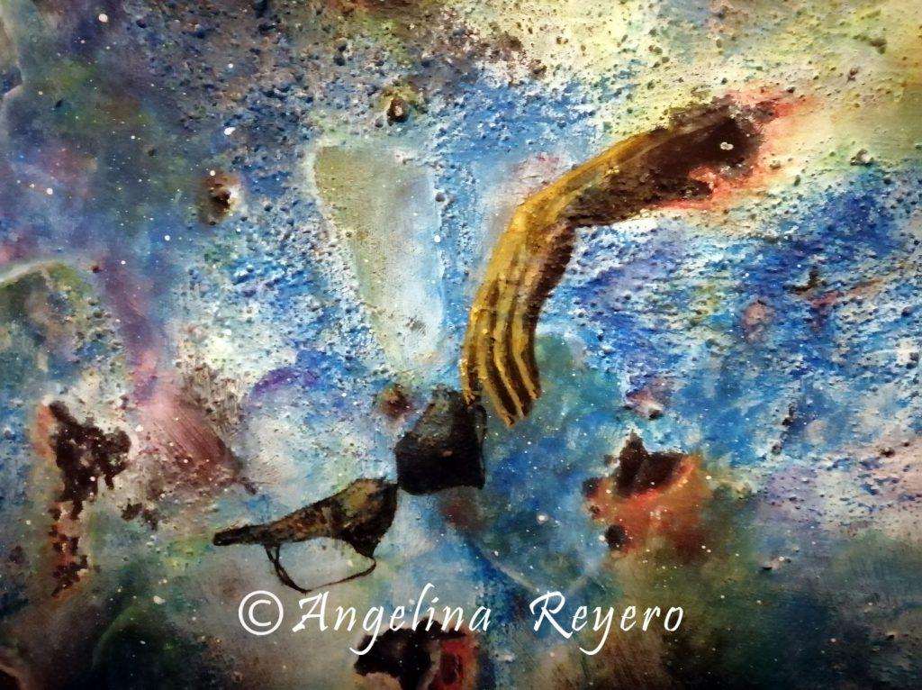 acrylic painting pintura acrilica peinture acrylique